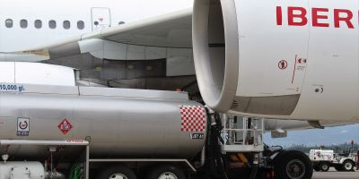 Combustible Avión